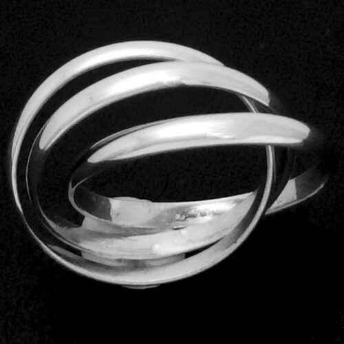 Home Sterling Silver Rings Spiritual Russian Wedding Ring Nz