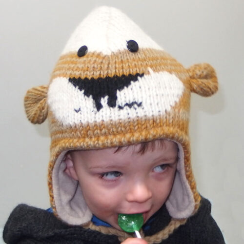 4ecdacffb Woollen Animal Hats |Animal Hats NZ|Australian animal hat| Silver ...